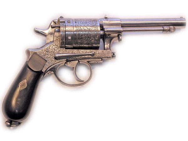 револьвер Гассера