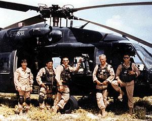 экипаж «Чёрного ястреба»