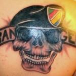 татуировка рейнджера