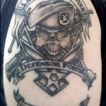 military-tattoo