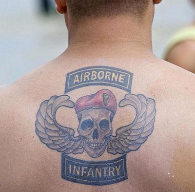 Airborne Ranger Tattoo Designs