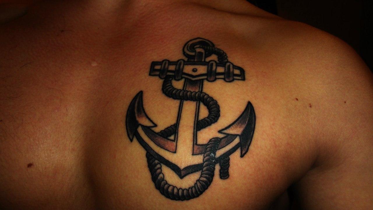 Армейские татуировки в ВМФ и морской пехоте СССР 87