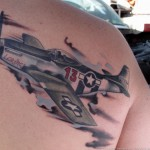 p51_mustang_fighter_back_tattoo