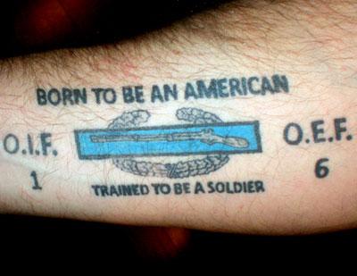Рожден, чтобы быть американцем