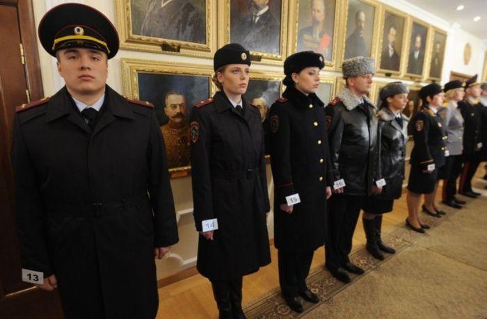 новая форма полиции РФ