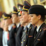 Новая форма полиции России и Украины