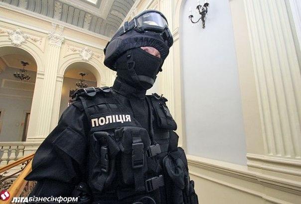 новая форма полиции Украины
