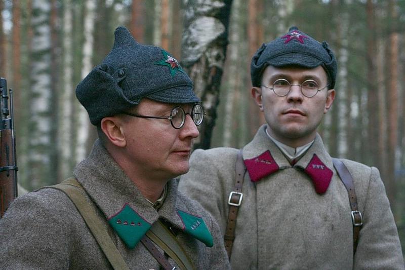 военнослужащие30-40х годов