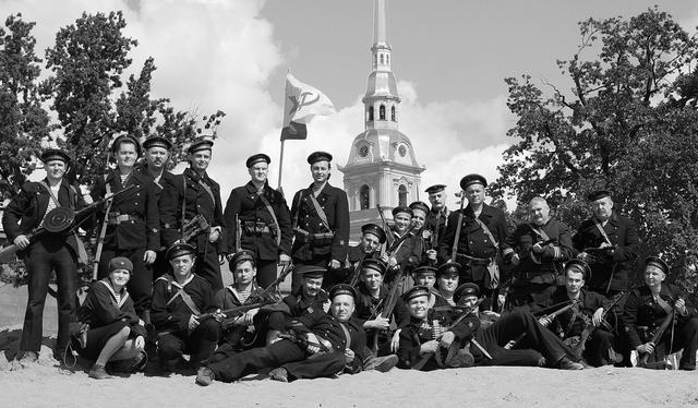 моряки ВОВ
