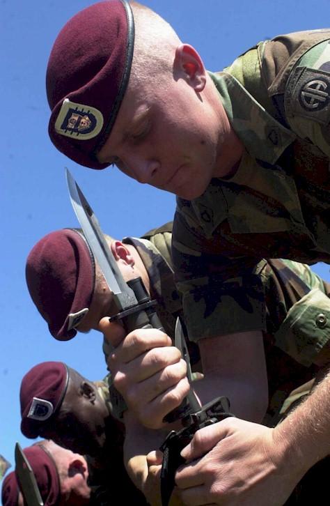 армейская стрижка десантников