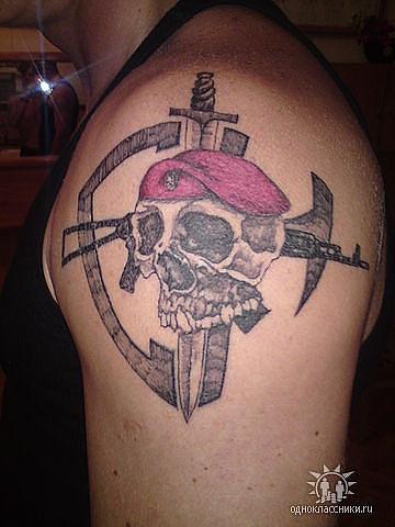 Армейские тату Татуировки и все о них фото, эскизы, значение