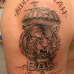 афганские татуировки