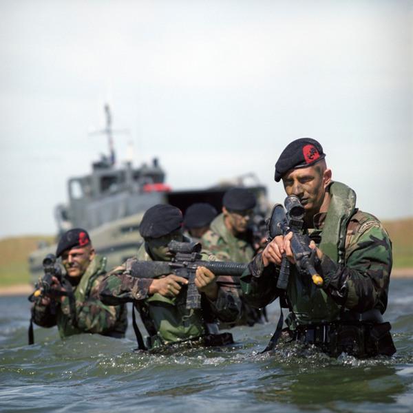 голландская морская пехота