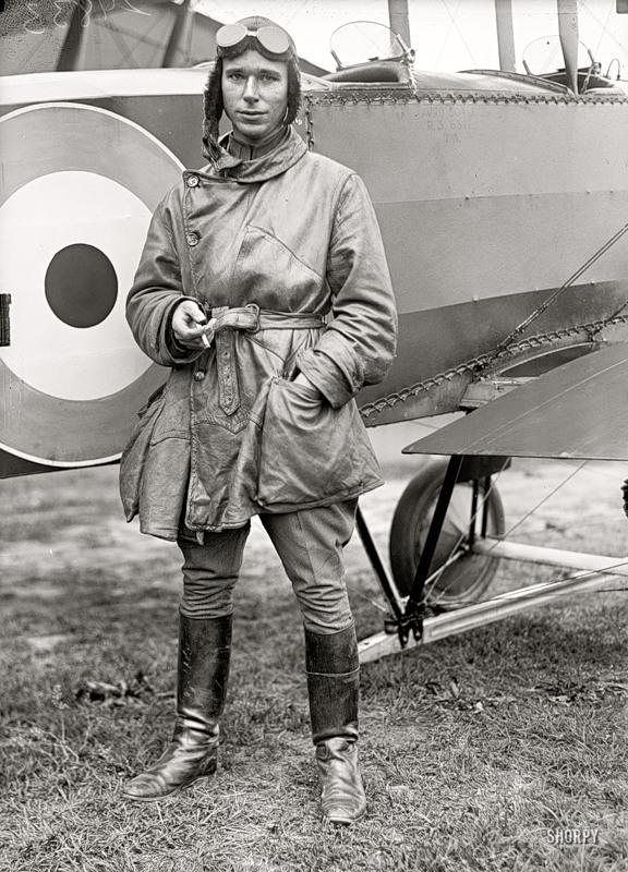 пилот первой мировой
