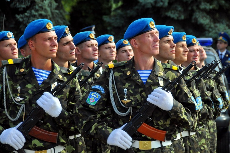 Аэромобильные войска Украины