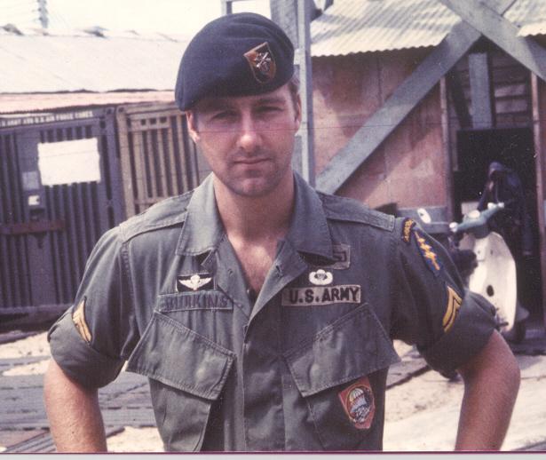 "Американские ""Зеленые береты"" (United States Army Special Forces)"