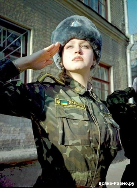 Армейские стрижки для женщин
