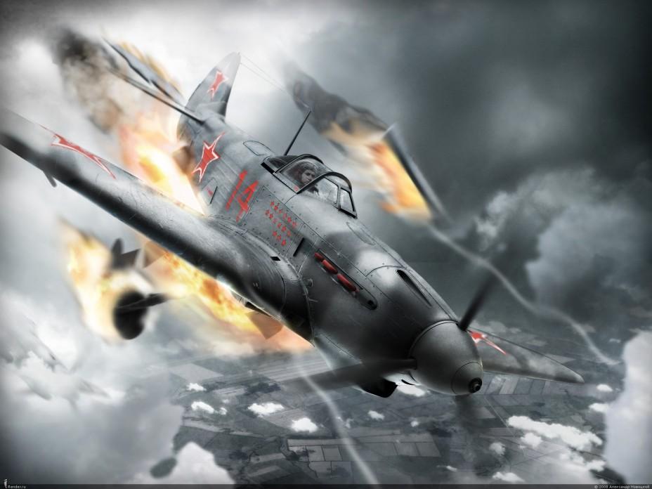 Советская авиация в Отечественной войне