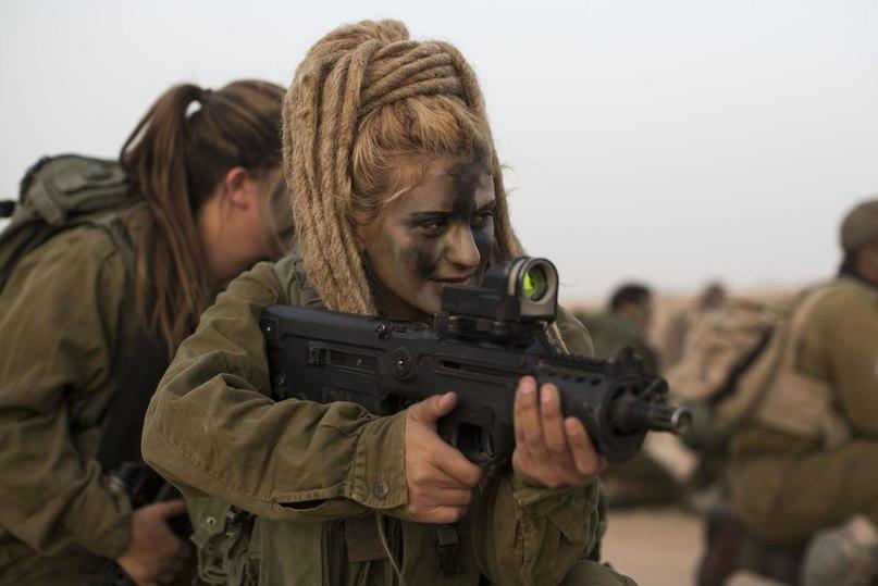 Военнослужащие израильского батальона Каракаль
