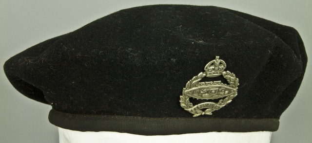 British_Royal_Tank_Regiment_Beret