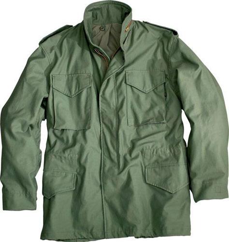 м65 куртка фото