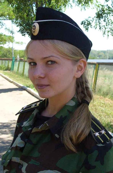 military_woman_russia
