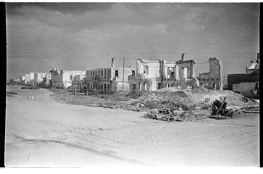 Белгород 1943год