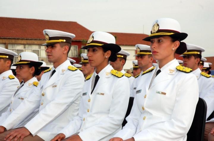 Парадная форма аргентинской полиции