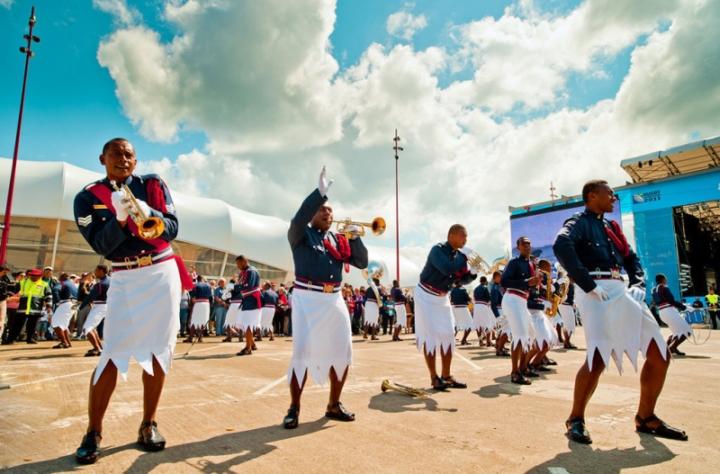 Полицейские острова Фиджи