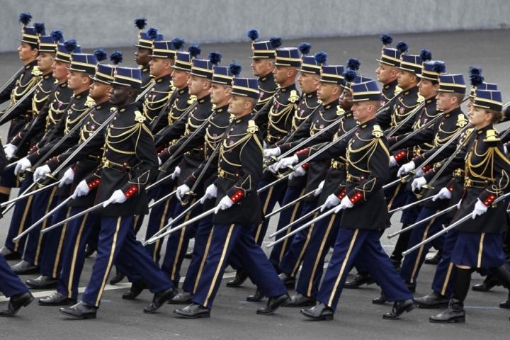 Французская национальная школа офицеров жандармерии