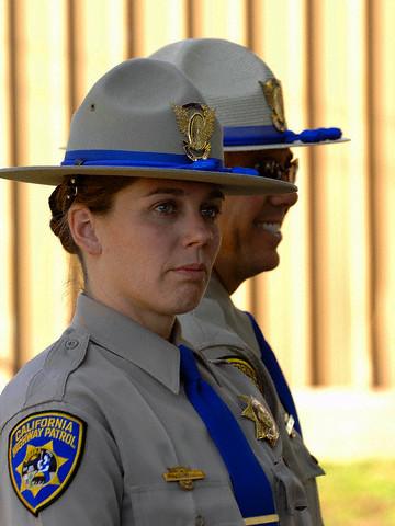 дорожный патруль Калифорнии