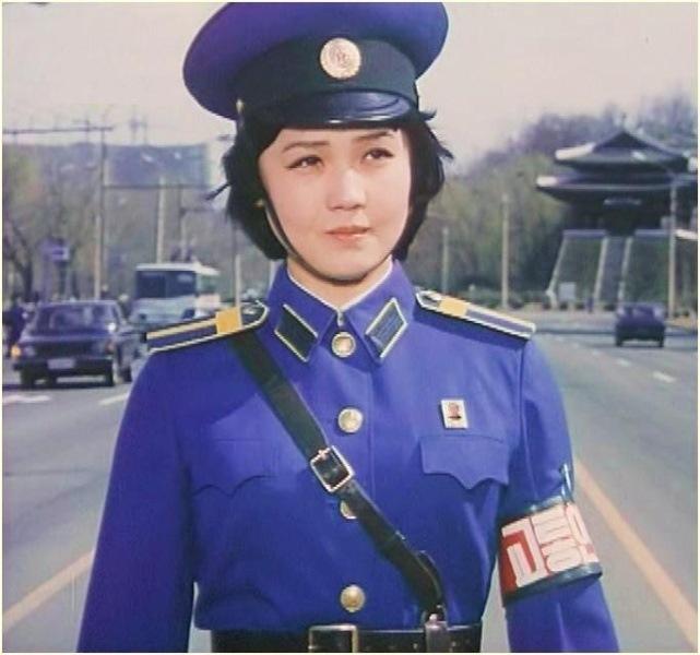 форма полиции северной кореи