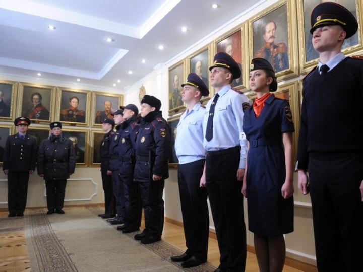 новая форма полиции России
