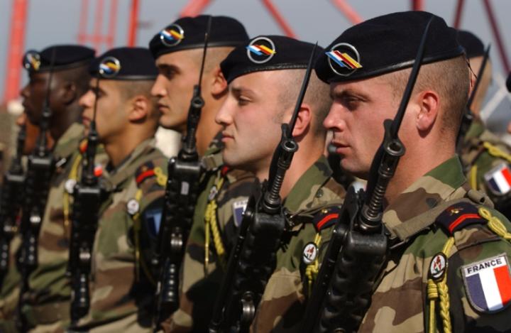 Великолепие Французской армии: фуражеры, аксельбанты и шнуры