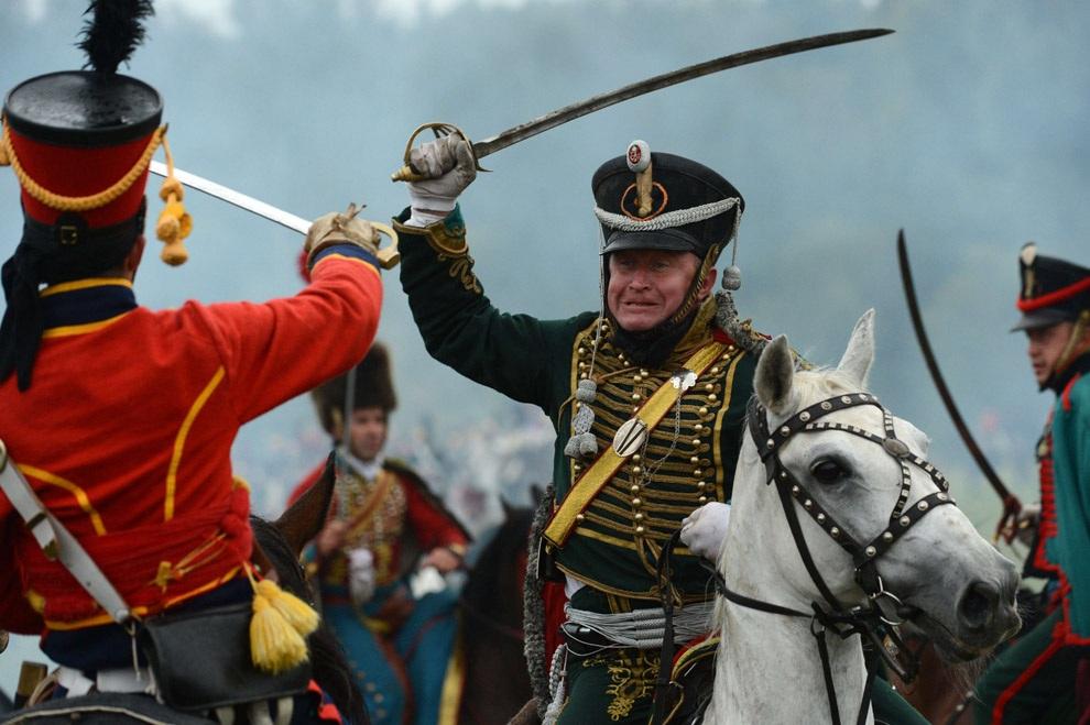 200 лет Бородинскому сражению