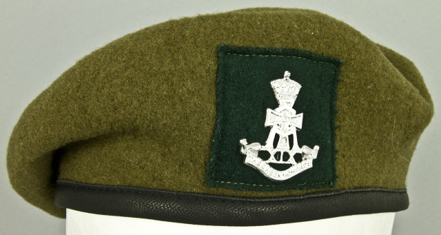 British_The_Green_Howards_Khaki_Beret