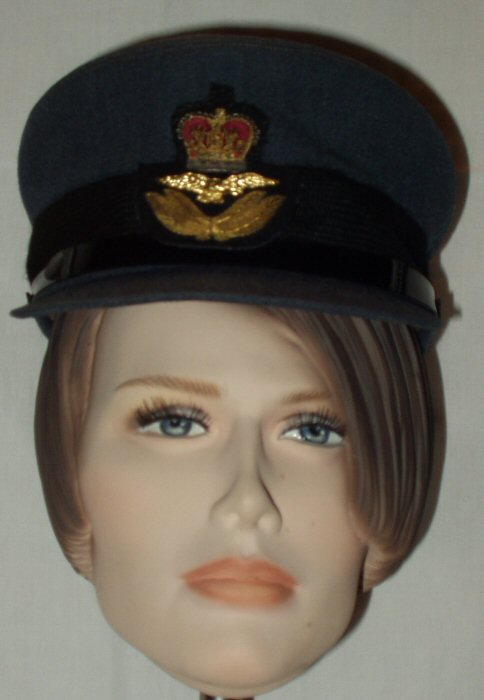 Female_Officers_Air_Cap