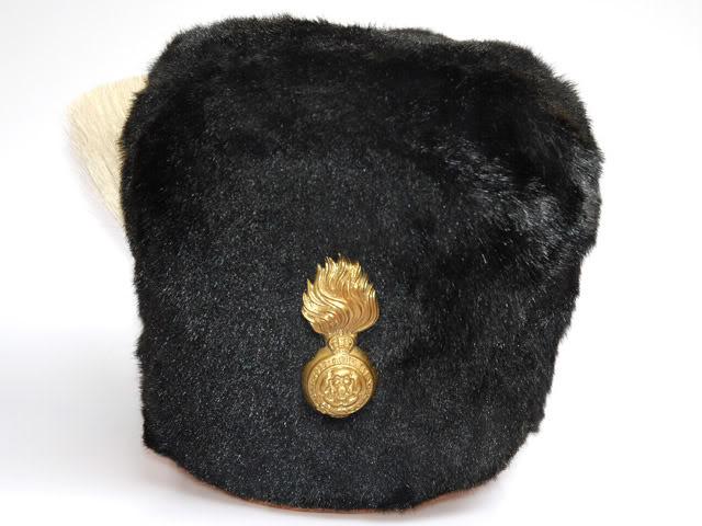 шапка Королевских Фузелеров