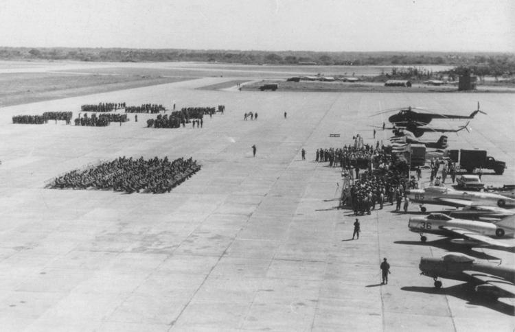 группировка советских войск на кубе