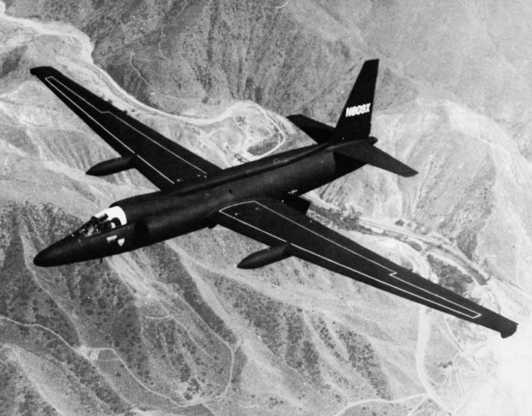 самолет-разведчик U2