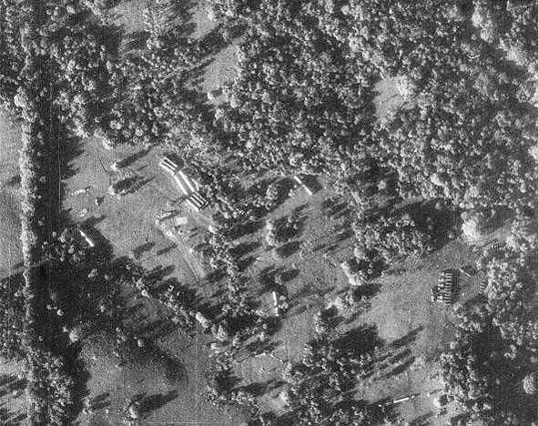 снимок ракетных установок