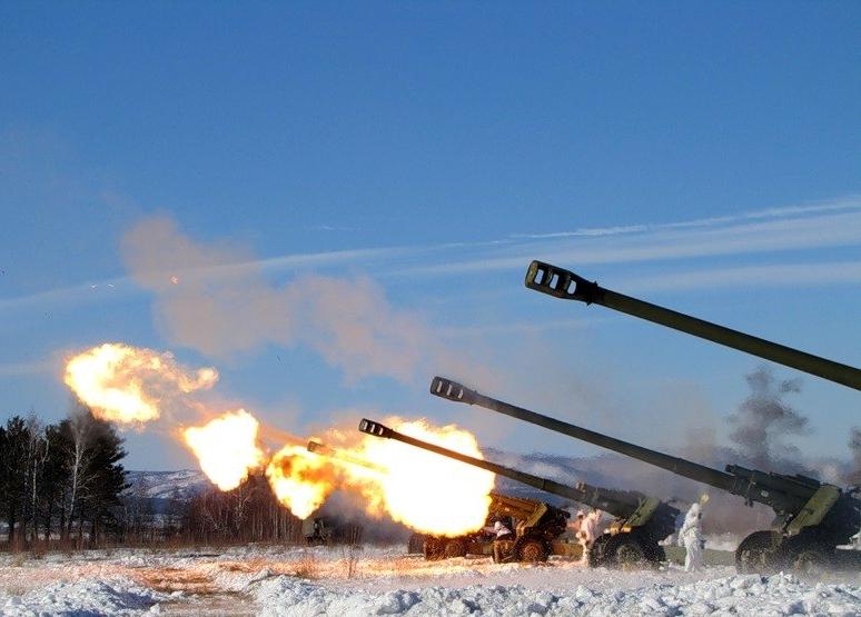 день ракетных войск и артилерии