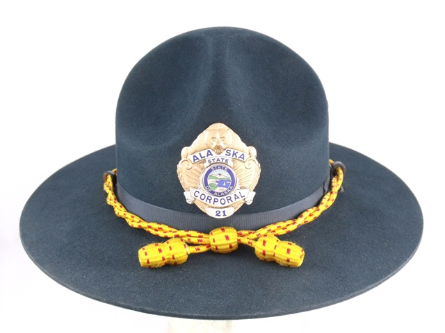 Аляска Полицейский