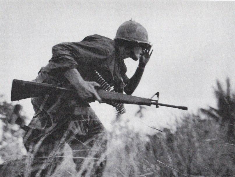 Бой в долине Hiep Duc. Август 1969.
