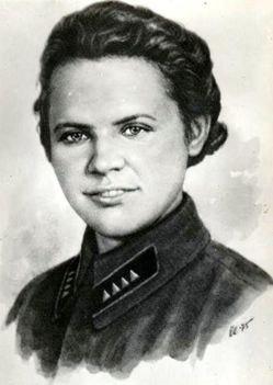 Мария Ивановна ЛАГУНОВА