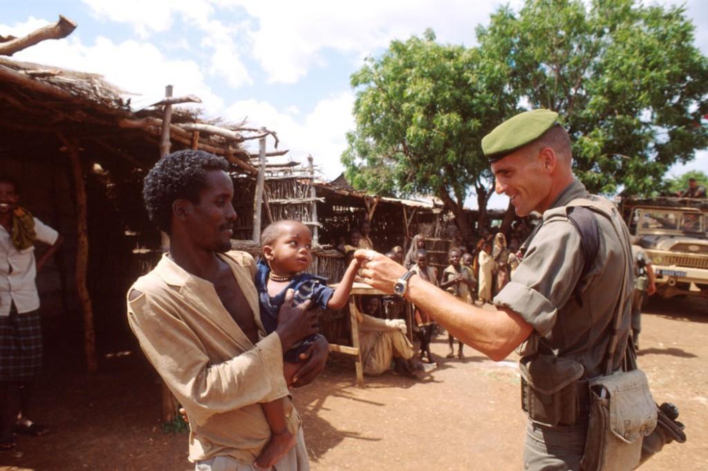 Сомали,1992г