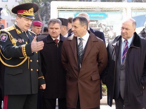День внутренних войск МВД Украины