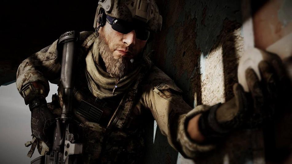 бородатый персонаж из компьютерной игры