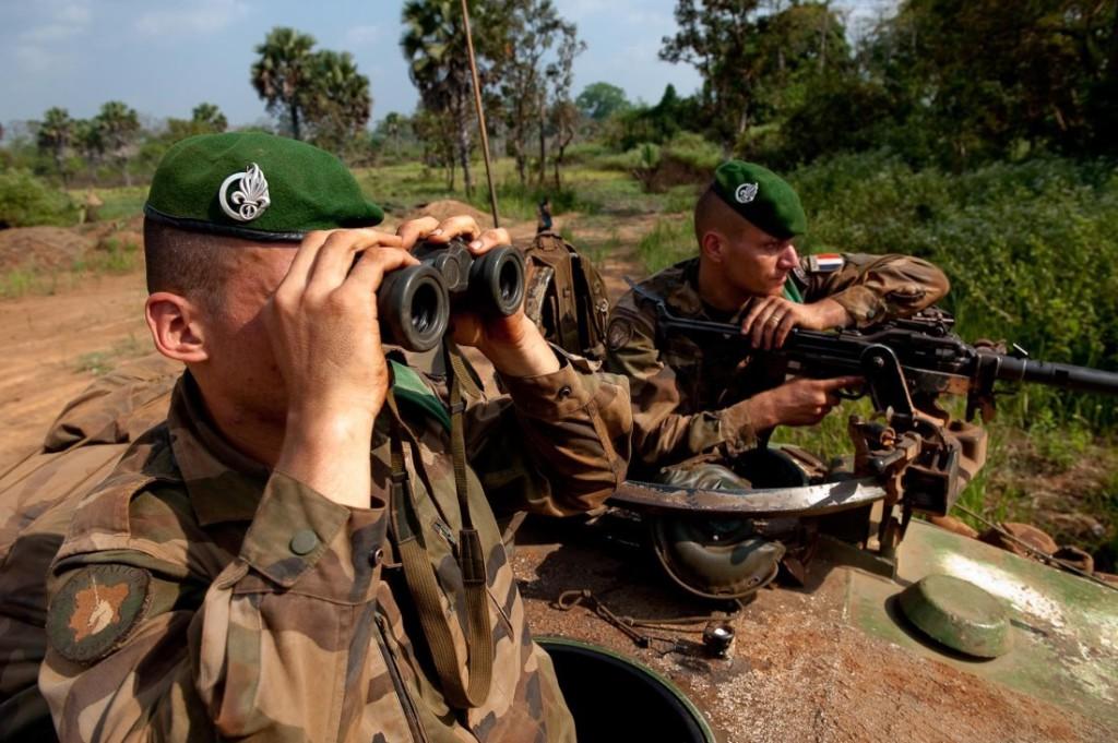Боевой путь Иностранного легиона