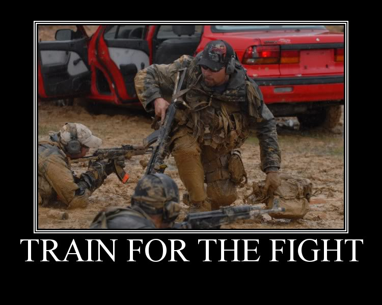 Train for the Fight